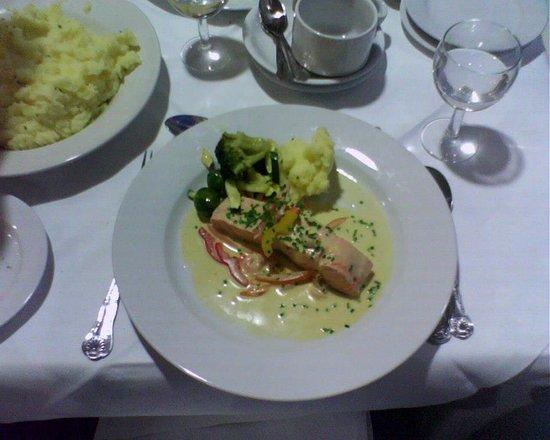 Dundrum, Irlanda: Salmon