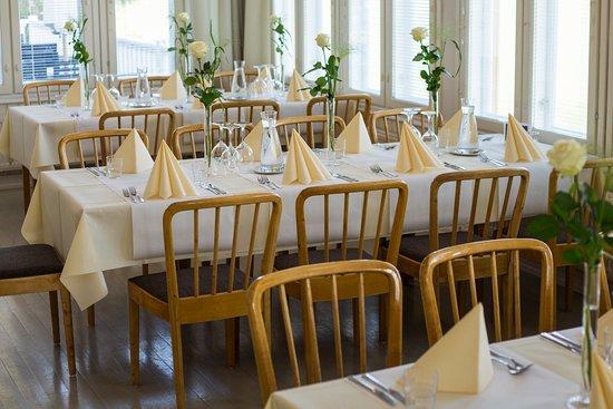 ปอรี, ฟินแลนด์: Noormarkku Club veranda