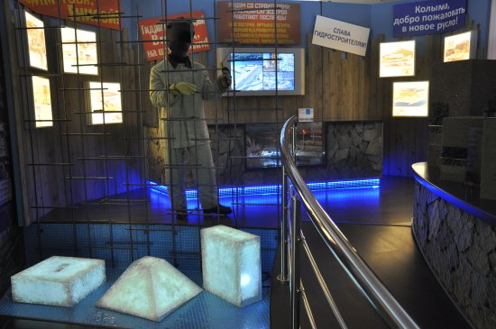 Uglich Hydropower Engineering Museum