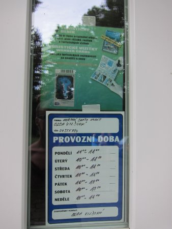 Kdyne, República Checa: Rozhledna a chata Korab