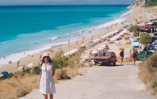 Agios Nikitas, Greece: Η ΑΚΤΉ