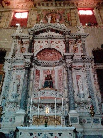 Chiesa di Sant'Alvise : altare S.Alvise