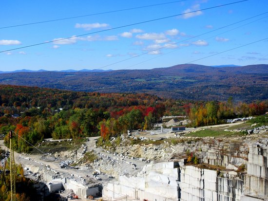Rock of Ages : Quarry view