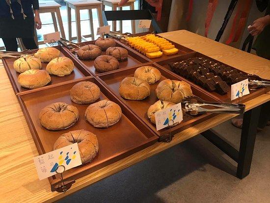 Grain Rain: 美味又健康的貝果麵包