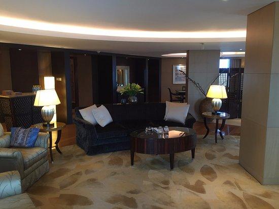 Hyatt Regency Mumbai: Hyatt Regency Presidential suite