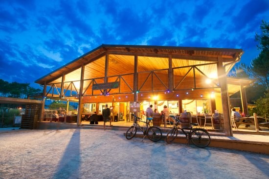 restaurant picture of camping sandaya soustons village