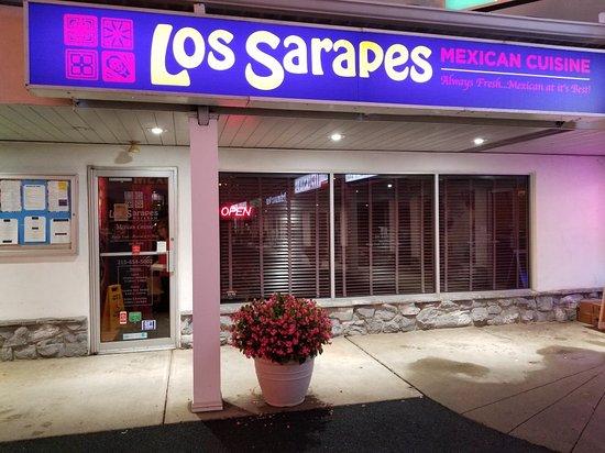 Ambler, PA: Los Sarapes Horsham