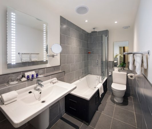 Bath With Shower Over bathroom with bath and shower over bath - picture of sloane square