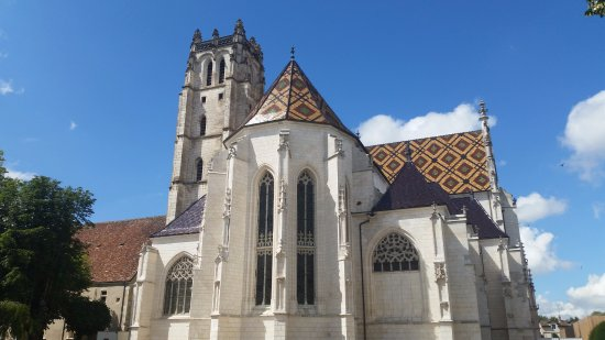 Monastere Royal de Brou : Monastère royal de Brou (vue extérieure)