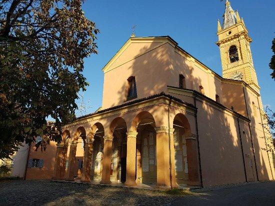 Chiesa della Nativita della Beata Vergine Maria e San Prospero