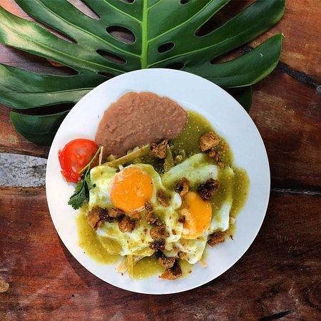 Ciudad Victoria, México: Los huevos Don Pancho, un clásico del restaurant!
