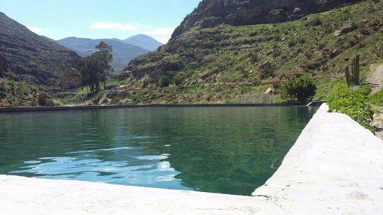 Iquique, Chile: AGUAS TERMALES CHUSMIZA, DESPUES DEL INVIERNO ALTIPLANICO