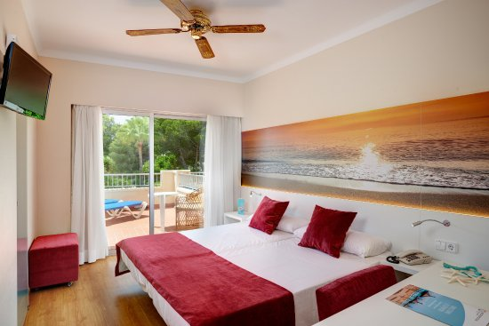 Hotel Metropolitan Playa : habitaciones comfort