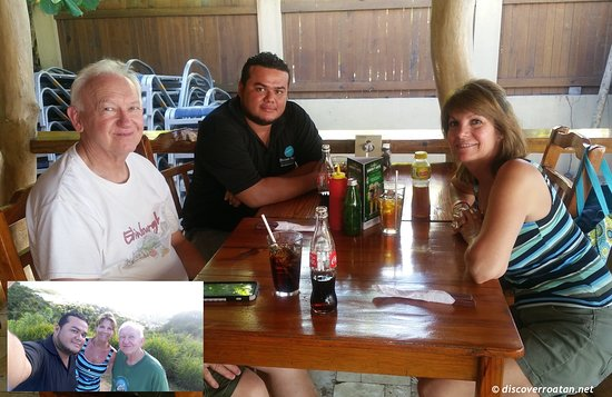 Coxen Hole, هندوراس: Roatan Cruise Excursion Island Guests