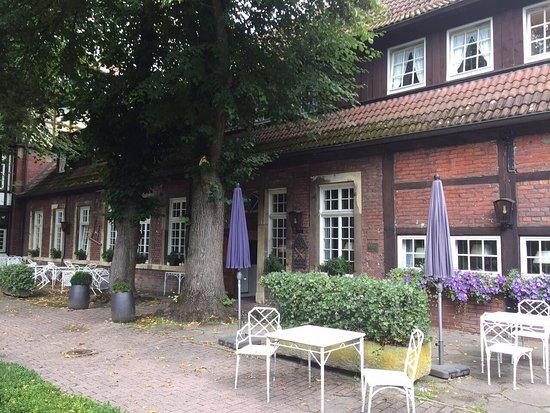 picture of romantik hotel hof zur linde muenster tripadvisor. Black Bedroom Furniture Sets. Home Design Ideas