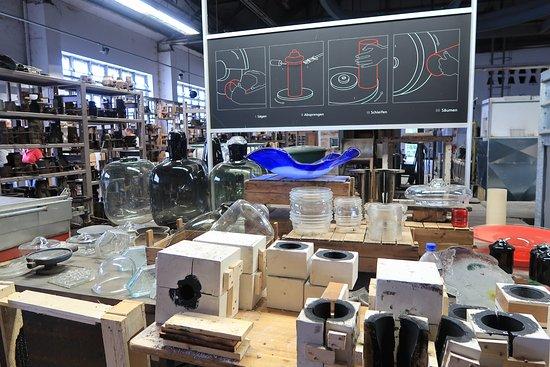 Derenburg, ألمانيا: Werkstatt