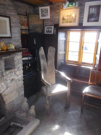 Worth Matravers, UK: Cozy Corner