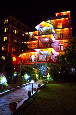 Foto de Hotel Lake Palace
