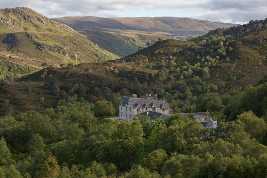 Ardgay, UK: Alladale Lodge