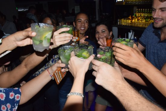 Panama Bar Crawl