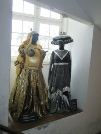 Teatermuseet i Hofteatret : Kostüme