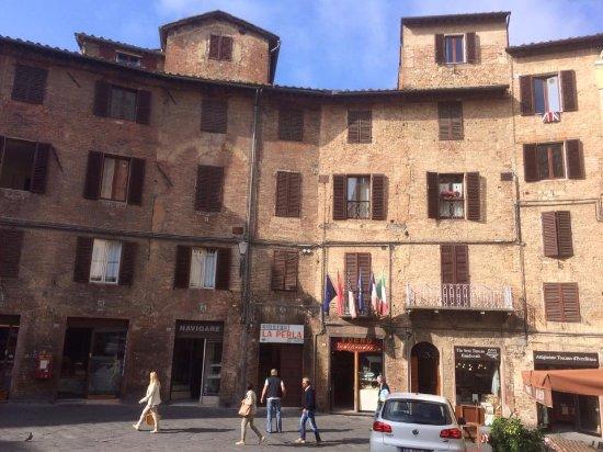 Hotel la perla siena italy picture of hotel la perla for Accomodation siena