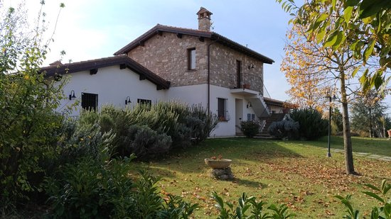 Petrignano d'Assisi, Itália: P_20171030_095600_vHDR_Auto_large.jpg