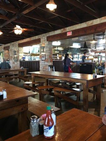 Salt Lick Restaurant In Round Rock