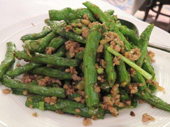Green Beans & Minced Pork - Peking Garden Kowloon (31/Oct/17 ...