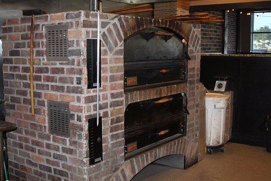 จอร์จทาวน์, เดลาแวร์: Our unique Brick Oven