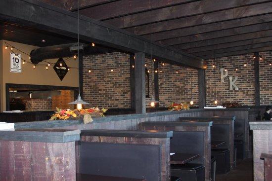จอร์จทาวน์, เดลาแวร์: Casual Dining in a great setting!