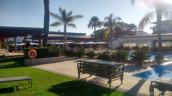 普韦布洛金色海滩酒店张图片