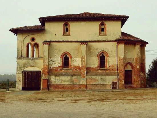 Corteolona, Италия: Il castello Di  Teolinda , chiamato erroneamente  così