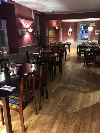 Selkirk, UK: The Fleece Bar & Kitchen