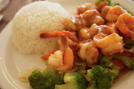 Уэйсилла, Аляска: Garlic shrimp