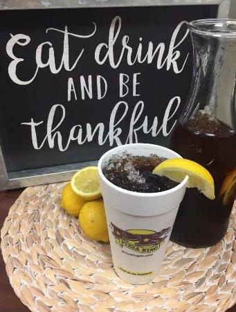 Laurel, DE: Our 'Community Famous' Sweet Tea!