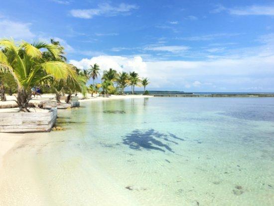 Turneffe Island, بليز: Beautiful water