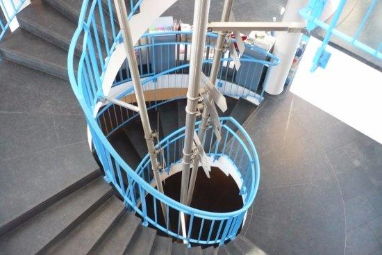 Im Treppen-Haus vom Museum - Picture of Stadtmuseum Duisburg ...
