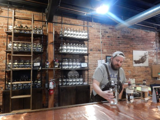 Greensboro, NC: the other distiller
