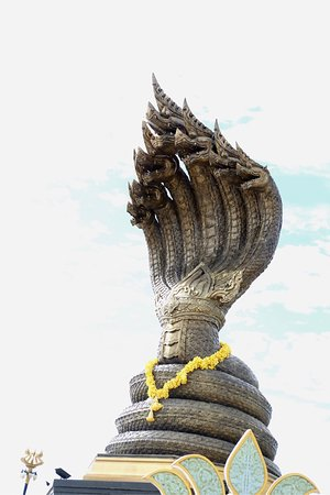 Nong Khai, Tailandia: ลานพญานาคศรีสัตตนาคราช