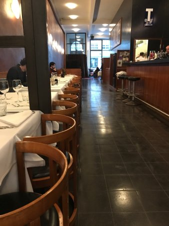 Sale e tabacchi berlin restaurantanmeldelser tripadvisor for Sale e tabacchi berlino