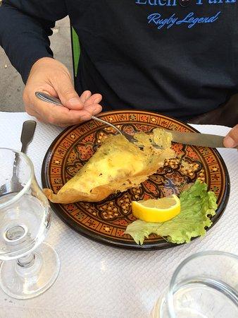 Restaurant Cote Palmier Marseille