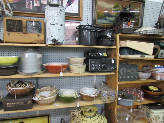 Lebanon, MO: Some of the items you will find in our 400+ vendor booths!