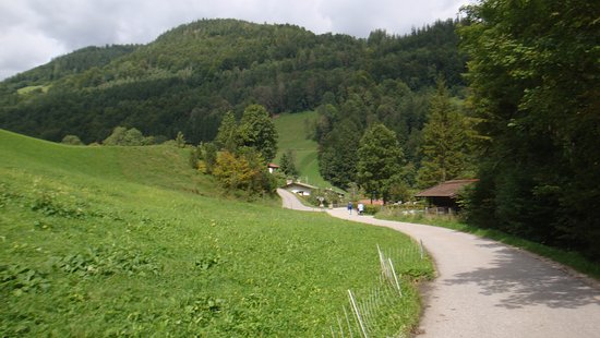 Wimbach Valley