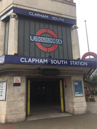 Clapham South Subterranean Shelter Tour Photo