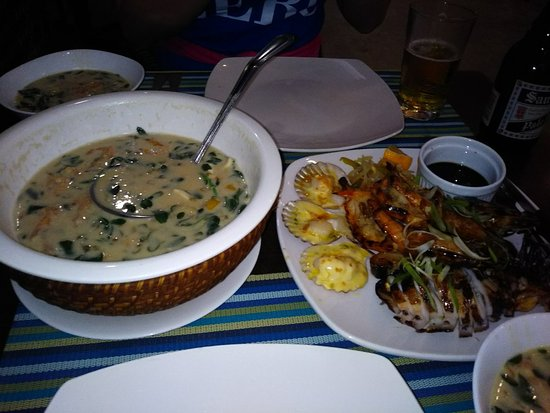 Best Seafood Restaurant In Mactan Cebu