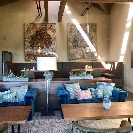 Gary Farrell Winery: Tasting room