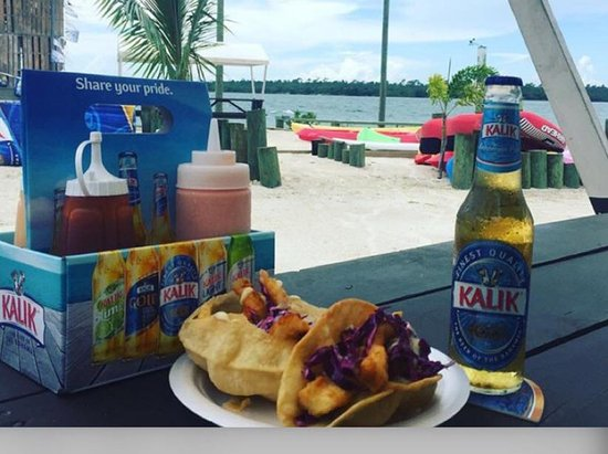 Marsh Harbour, Great Abaco Island: Daily Lunch Specials