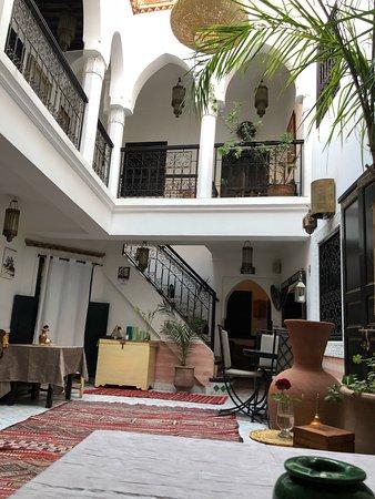 Riad Ain Marrakech : Un'oasi di pace