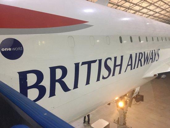Christchurch, Barbados: British Airways